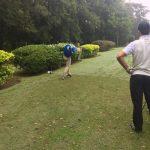 Chilenos se mantienen en puestos de avanzada de la Copa Jorge Murdoch de Golf