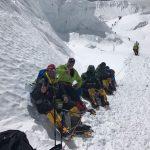 Chile alcanzó la cumbre del Everest por séptima vez en su historia