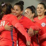 La Roja de Fútbol Femenino derrotó a Perú en un nuevo partido amistoso