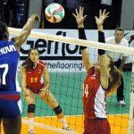 Chile Sub 20 Femenino cayó en su debut por la Copa Panamericana de Volleyball
