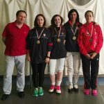 Sablistas nacionales brillan en torneo regional de España