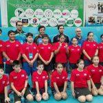 Chile logró 4 medallas en el Sudamericano Sub 11 y Sub 13 de Tenis de Mesa