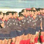 """Los """"Cóndores"""" derrotaron a Paraguay por el Sudamericano de Rugby"""