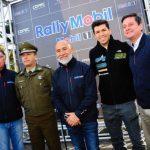 Este jueves se realizó la conferencia de prensa del Gran Premio de Concepción del RallyMobil