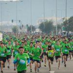 Más de 10 mil participantes tomaron parte de la Corrida Milo en Concepción