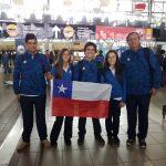 """Delegación chilena viajó a Paraguay para disputar el Abierto Juvenil de Golf """"Copa Jorge Murdoch"""""""