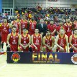 Español de Talca se tituló campeón de la Liga Nacional de Básquetbol 2016-2017
