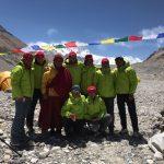 Hernán Leal y Ernesto Olivares pretenden atacar la cima del Everest este viernes