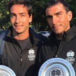 Felipe y Rodrigo Miranda realizaron buenas marcas en el US Masters 2017