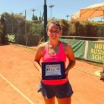 Fernanda Brito se coronó campeona del ITF de Santa Margherita Di Pula