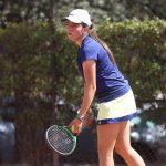 Fernanda Labraña cayó en la segunda ronda de dobles de Roland Garros Junior
