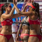 Francisca Rivas y Pilar Mardones viajan a Argentina para buscar la clasificación al Mundial de Volleyball Playa