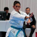 Gabriela Bruna obtuvo dos medallas de oro para la Región del Maule en los Juegos Nacionales