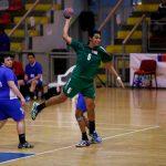 Este sábado se dio inicio al handball en los Juegos Nacionales