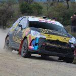 José Miguel Hernández ganó la segunda fecha del Rally del Biobío