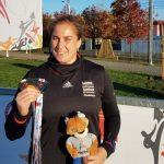 Karen Gallardo se quedó con la medalla de oro en los Juegos Nacionales