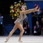 Mariana Pinedo, la pequeña promesa de la gimnasia rítmica chilena