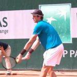 Nicolás Jarry cayó en la primera ronda de Roland Garros