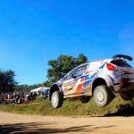 Pedro Heller llegó a Portugal para disputar una nueva fecha del Campeonato Mundial de Rally
