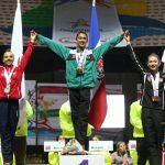 Javiera Rubilar y Catalina Tchivikovse se coronaron como las reinas de la Gimnasia Rítmica en los Juegos Nacionales