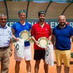 Hans Podlipnik se tituló campeón de dobles del Challenger de Shymkent