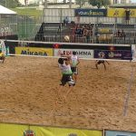 Primos Grimalt sumaron dos triunfos en primera jornada del Master Final Sudamericano de Volleyball Playa