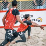 Se confirmó la clasificación de los primos Grimalt al Mundial de Volleyball Playa