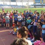 Con éxito se realizó en Antofagasta la última jornada de Talentos Para-Chile