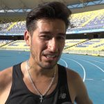 Víctor Aravena obtuvo medalla de oro para la VIII Región en los Juegos Nacionales