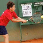 Chile consiguió su primer triunfo en el Sudamericano Sub 12 de Tenis
