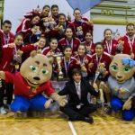 Valparaíso se llevó el título masculino y femenino del handball en los Juegos Nacionales