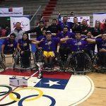 El 7 de julio comienza la Liga de Básquetbol en Silla de Ruedas