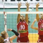 Chile cayó ante Perú en la Copa Panamericana Sub 20 Femenina de Volleyball