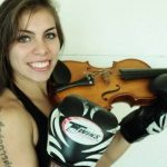 """Daniela Asenjo y su regreso al ring: """"Apunto a un título sudamericano"""""""