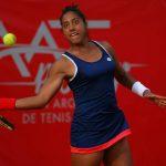 Daniela Seguel cayó en semifinales de dobles del ITF de Roma