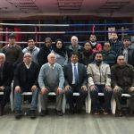 Federación Chilena de Boxeo reeligió a Robinson Villarroel como presidente