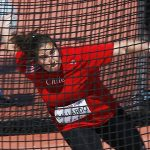 Karen Gallardo ocupó el lugar 29 del lanzamiento del disco en el Mundial de Atletismo