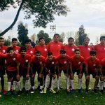 Selección Chilena de Fútbol 7 viajó a España para disputar la Barcelona Cup