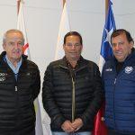 Santiago recibió el visto bueno para recibir el Sudamericano Masculino de Volleyball