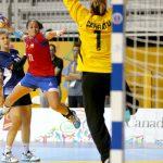Selección Adulta Femenina de Handball viajó al Torneo 4 Naciones en Brasil