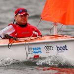 Cristián Figari logró el octavo lugar en los ParaWorlds Sailing