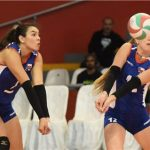 Chile cayó ante Cuba en la tercera jornada del Panamericano de Volleyball Femenino