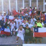 Selección Chilena de Fútbol 7 clasificó a la final de la Barcelona Cup