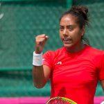 Daniela Seguel avanzó en singles y dobles del ITF de Brescia