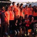 Favoritos se impusieron en la cuarta fecha del Circuito Nacional U17 de Volleyball Playa