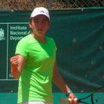 Fernanda Labraña y Matías Soto clasificaron al cuadro principal de Roland Garros Junior