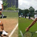 Nicolás Jarry y Christian Garin cayeron en primera ronda de Wimbledon