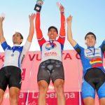 Gonzalo Miranda ganó la segunda etapa del primer Clasificatorio de la Vuelta Ciclista a Chile
