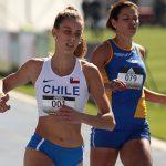 Isidora Jiménez buscará en Colombia su clasificación al Mundial de Atletismo