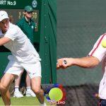 Nicolás Jarry y Christian Garin debutan este lunes en la qualy de Wimbledon